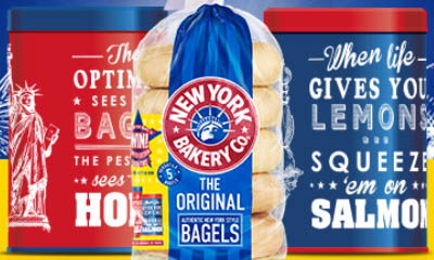 Free Limited Edition Bagel Tin