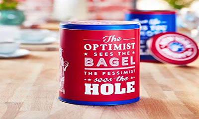 Free New York Bagel Tin