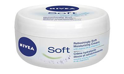 Free Nivea Soft Moisturising Cream