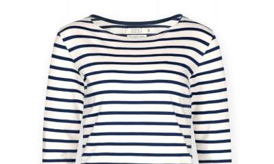 Free Seasalt Sailor Jersey Cotton Top