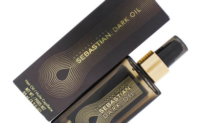 Free Sebastian Hair Oil