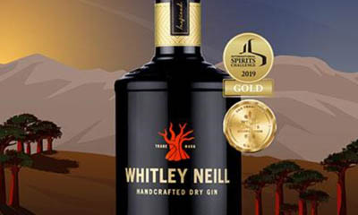 Free Whitley Neill Gin Hampers