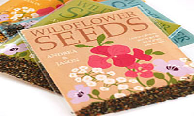 Free Wildflower Seeds Pack