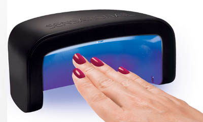 Win 2AM Gel Polish Bundle & LED Lamp