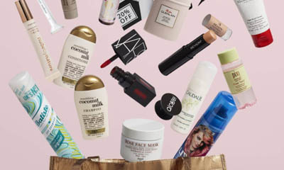 Win a Beauty Bag worth £500 with Glamour