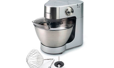 Win a Kenwood Mixer with Spar