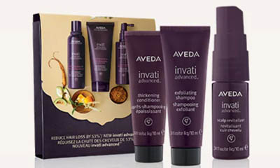 Free Aveda Hair Repair Treatment