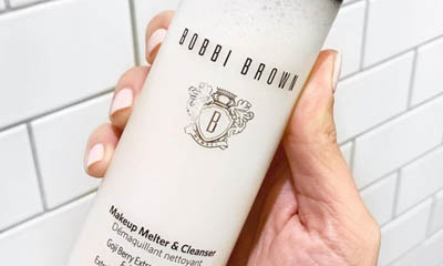 Free Bobbi Brown Makeup Melter and Cleanser