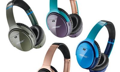 Free Bose QuietComfort Wireless Headphones