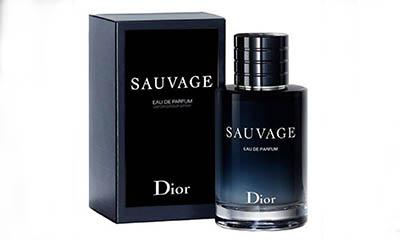 Free Dior Sauvage Perfume