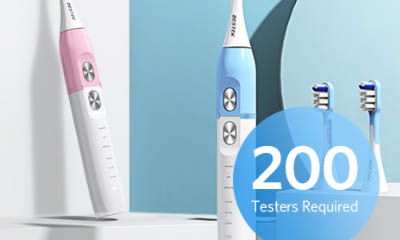 Free Electric Toothbrushes