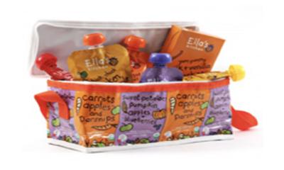 Free Ella's Kitchen Food Box