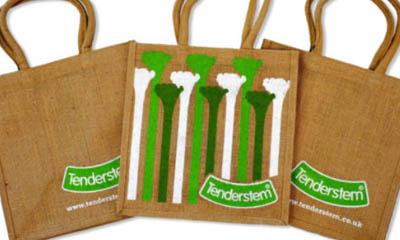 Free Hessian Tote Bags