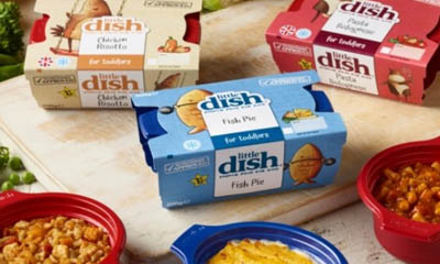 Free Little Dish Fresh Toddler Meals
