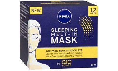 Free NIVEA Q10 Face Mask