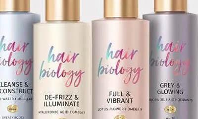 Free Pantene Hair Biology Shampoo