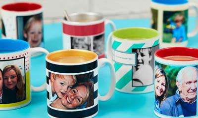 Free Personalised Mugs