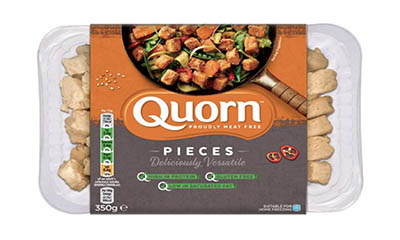 Free Quorn Chicken Pieces