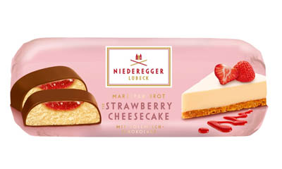 Free Strawberry Cheesecake Marzipan