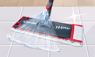 Free Vileda 2in1 Spray Mop