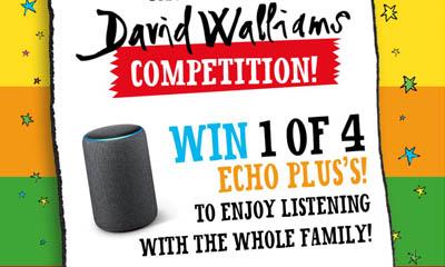 Win 1 of 4 Amazon Echo Speakers