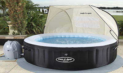 Win Lay-Z-Spa Hot Tubs