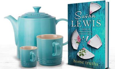 Win a Le Creuset Tea Set