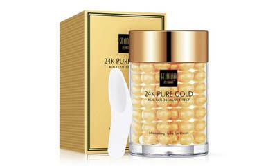 Free 24K Pure Gold Moisturising Hydra Eye Cream