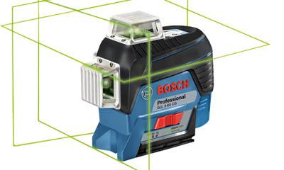 Free Bosch Line Laser Tool