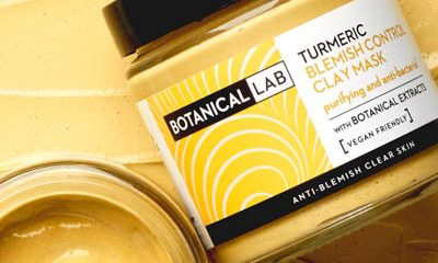 Free Botanical Lab Clay Mask
