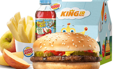 Free Burger King Kids Meal