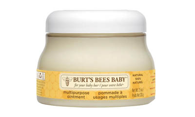 Free Burts Bees Baby Ointment