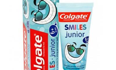 Free Colgate Smiles Toothpaste