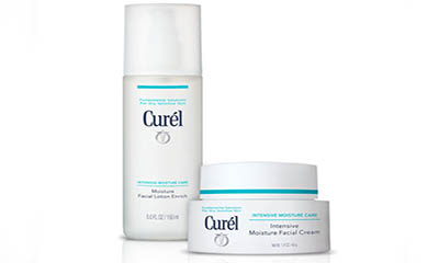 Free Curel Moisturising Lotion