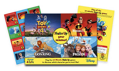 Free Disney Games Pack