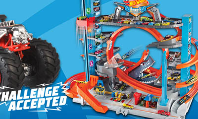 Free Hot Wheels Ultimate Garage Bundles