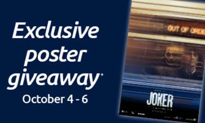 Free Joker Poster