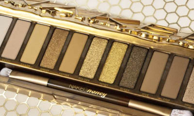 Free NAKED Eyeshadow Palette