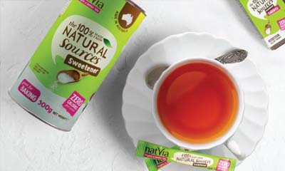 Free Natvia Natural Sweetener