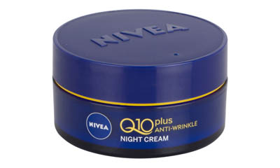 Free Nivea Q10 Night Creams