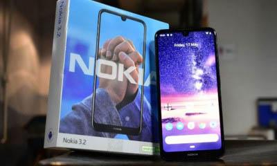 Free Nokia Smartphone