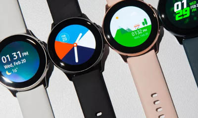Free Samsung Galaxy Watches