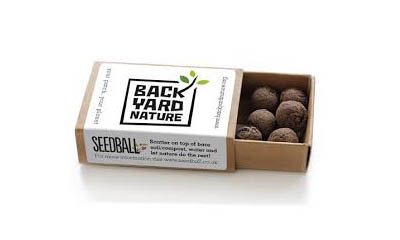 Free Wildflower Seedballs
