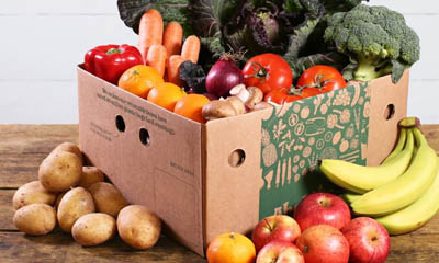 Win 1 of 5 Abel & Coles Mixed Fruit & Veg Boxes