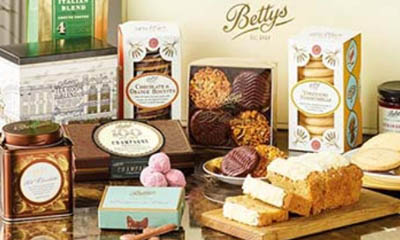 Win a Bettys Hamper & and Downton Abbey Goodies