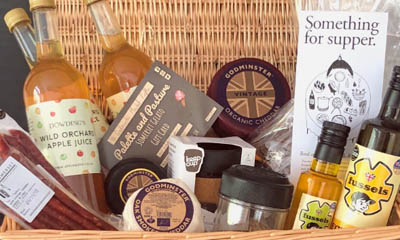 Win a Godminster West Country Hamper