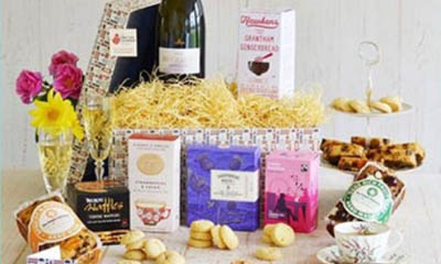 Win a Luxury Afternoon Tea Hamper
