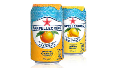 Free Sanpellegrino Cans (12 Pack)