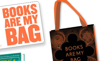 Free Books Are My Bag Tote