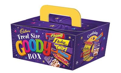 Free Cadbury Halloween Box Worth £15 (ends soon!)